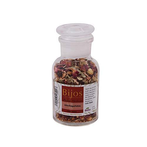BiJos Select - Incienso en botella de cristal (125 ml)