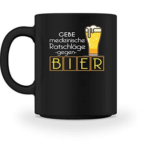Bier für Ärzte und Krankenschwestern - Tasse