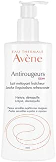 Eau Thermale Avene Antirougeurs CLEAN Refreshing Cleansing Lotion, Soothing Cleanser for Redness Prone Sensitive Skin