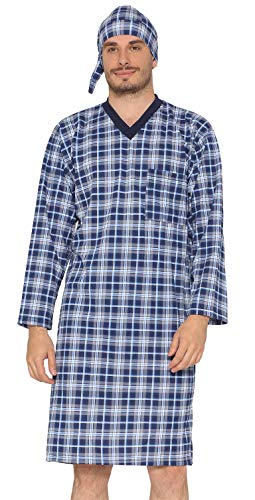 Timone Camisón Pijama Ropa de Cama Hombre TIDR5001