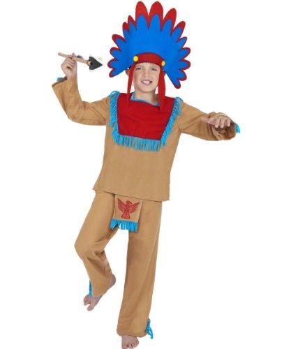 Smiffys Indian Boy Costume