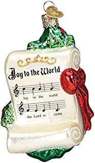 Old-World Christmas Glass Blown Ornament with S-Hook and Gift Box, Other Selection 38056