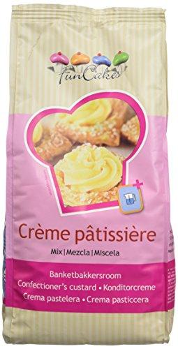 FunCakes Creme Patisserie 1 kg 1 Unité