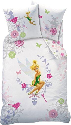 Disney Fairies Bettwäsche, Weiß