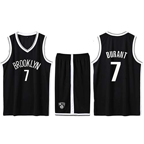 AELN 7# Kevin Durant Brooklyn Nets heren basketbalshirt pak professionele technische kleding Swingman Unisex trainingsuniform atleten shirt fans sweatshirt, verjaardagscadeau
