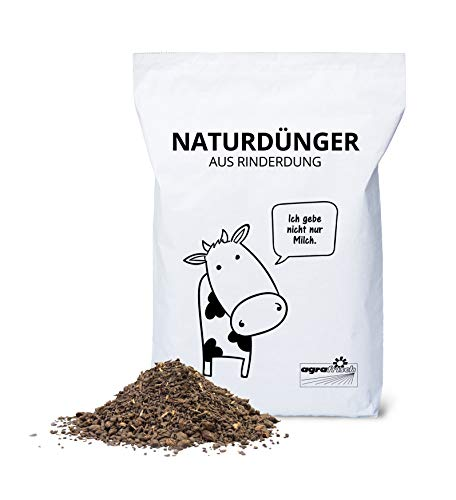 agrafrisch Naturdünger - organischer Langzeitdünger aus Rinderdung (5)