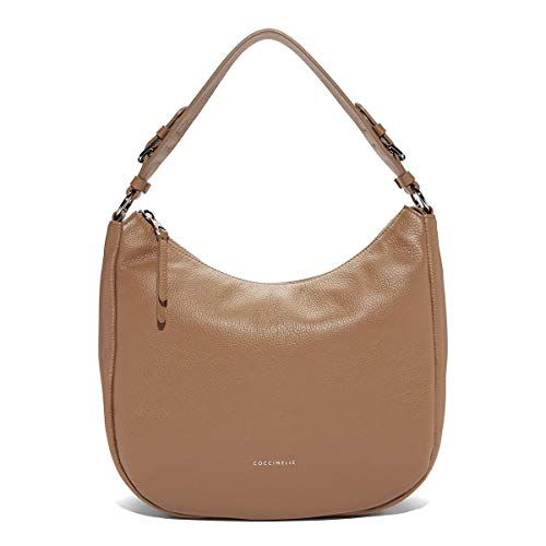 Coccinelle Hobo Bag Alix TAUPE