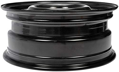 "Price comparison product image Dorman 939-227 Steel Wheel for Select Chevrolet / Pontiac Models (16x6.5"" / 5x115mm),  Black"