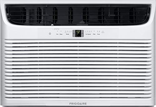 """FHWC253WB2 27"""" Window Air Conditioner with 25000 BTU Cooling Capacity, 3 Cooling Speeds, Remote Control, 230 Volts, Slide Out Chassis and Energy Star Grade in White"""