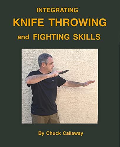 Integrating Knife Throwing and Fighting Skills