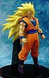 BAONIOU Anime Statue Huong Anime 20 cm DracheZ Son Goku 1/8 Scala gemalt Super Saiyajin Son Goku...