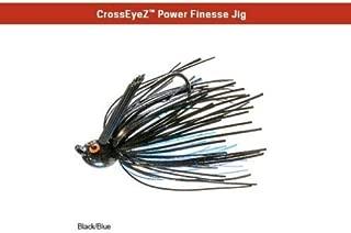 Z-Man CrossEyeZ Power Finesse Jig 3/8 oz Green Pumpkin CEPF38-01 ZMan Cross Eye
