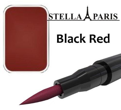 Stella Paris Permanent Lipliner No. 06 Red Black