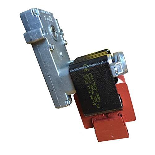 Easyricambi Motoriduttore per Stufa a Pellet KENTA K9117057 2 RPM Albero da 8,5mm Motore per carico Pellet