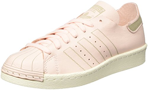 adidas Damen Superstar 80s Decon Sneaker, pink (Ice pink/Ice Pink/Off White), 38 EU