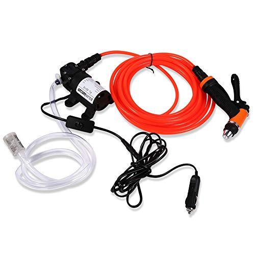5.5L / MIN 130PSI Hi-Pressure Car Zelfaanzuigende Electric Car Wash Washer Waterpomp 12V Wasmachine Cigarette Lighter