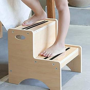 Best wood step stools Reviews