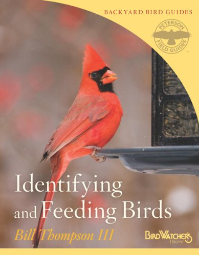 Identifying and Feeding Birds Peterson Field Guides/Bird Watcher Digest Backyard Bird Guides Book 1