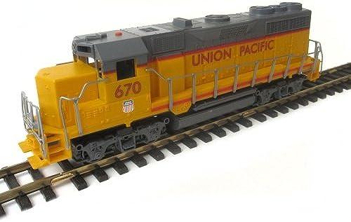 nuevo listado Locomotora diésel Locomotora de de de tracción Union Pacific Escala G con LGB compatibles Acoplamientos para Instalación del uno mismo  la calidad primero los consumidores primero
