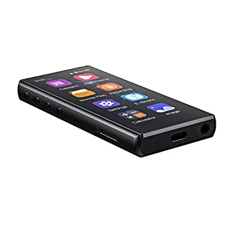 FiiO M3 Pro MP3 Player High Resolution and 3.5  Full Touchscreen HiFi Lossless Sound Player with Voice Recorder E-Book,Supports up to 2TB,Black