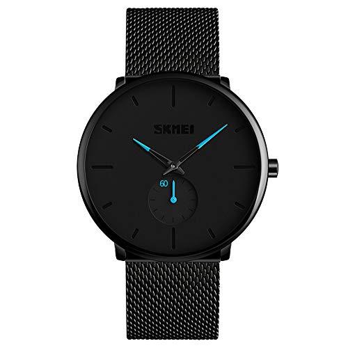 Reloj Hombr, KOTIME De Moda Casual Hombre Relojes De Malla U
