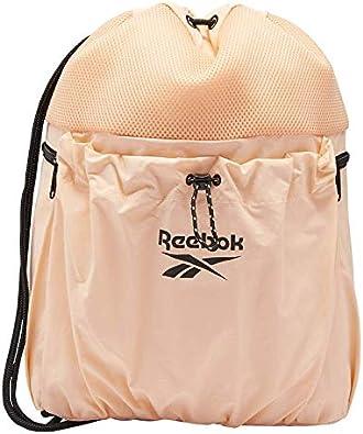 Reebok Classics Summer Retreat Front-Logo Unisex Drawstring Backpack