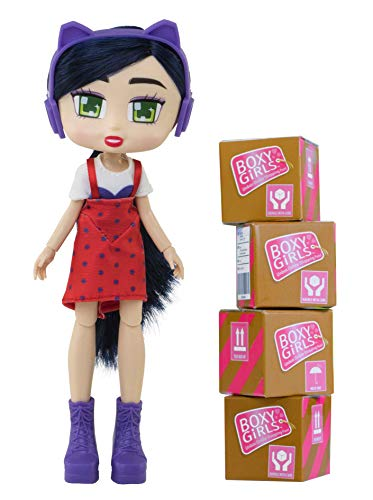 Boxy Girls Riley Dolls Collection Fashion Channel Playtime