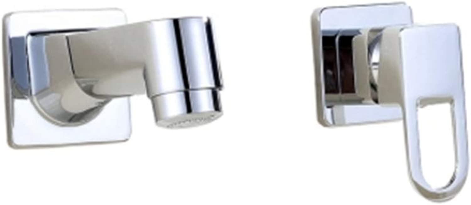 Ldoons Kitchen Bathroom Copper Wall Hot And Cold Basin Pull Out A Faucet