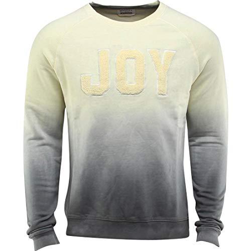 PUMA x BWGH Joy Gr S 567301 10 geel grijs trui sweat heren