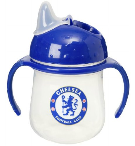 Chelsea Training Mug 250ml - One Size Only by 100% Official Club Merchandise