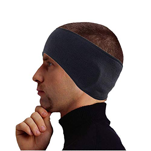 Ear Warmer Headband - Winter Ear Cover Running Ear Muffs for Men and Women