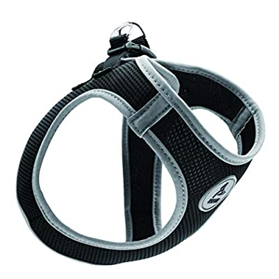 Kruz PET Reflective No Pull Quick Fit Mesh Harness