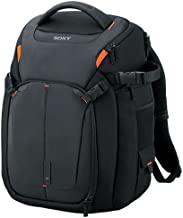 Sony LCSBP3 DSLR System Backpack with Laptop Storage, (Black)