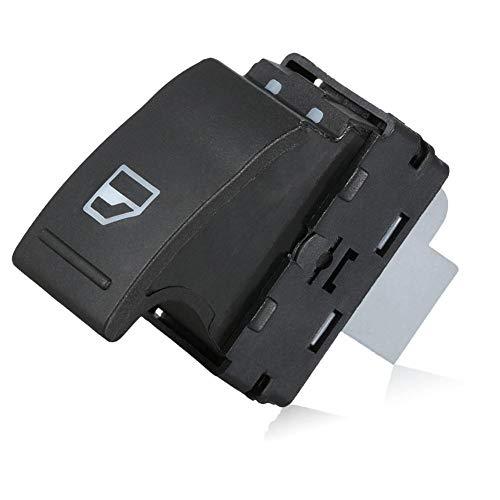 Fensterschalter, Schalter für elektrische Fensterheber, Schalter für beifahrerseitige Fensterheber für T5 7E0