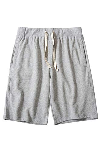 Casual Shorts Men Cotton