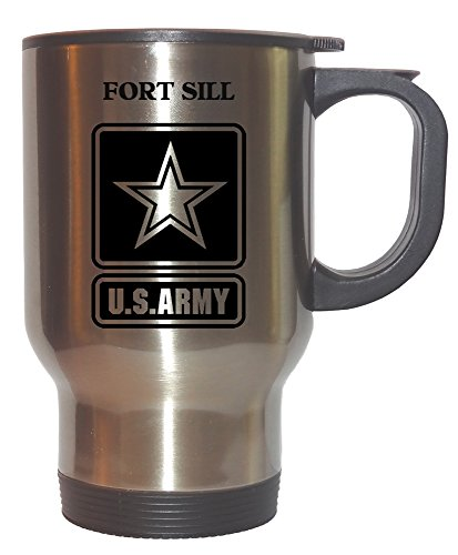 Fort Sill - US Army Stainless Steel Mug, 1027