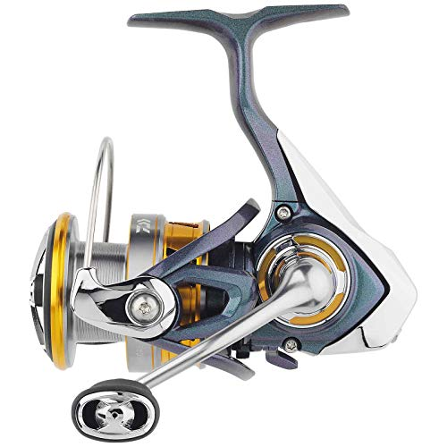 Daiwa Angelrolle Spinnrolle Stationärrolle - Regal LT 1000D