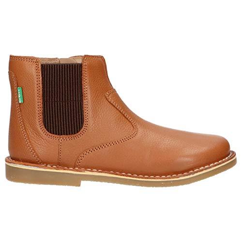 Maelio, Boots Mixte, Camel, 33