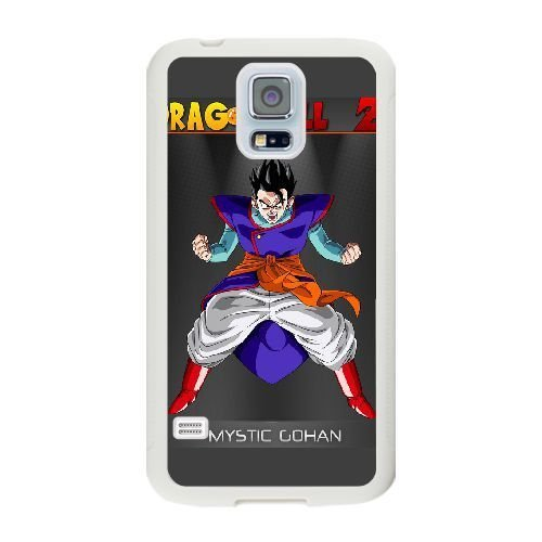 HD exquisite image for Samsung Galaxy S5 Cell Phone Case White mystic gohan dragon ball z AMI6752386