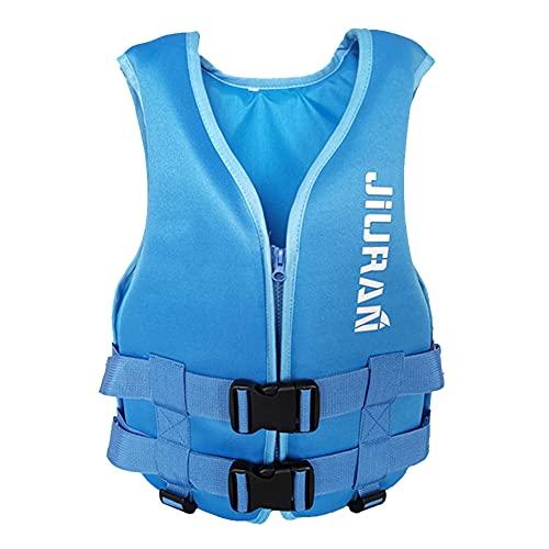 Boje Sommer Schwimmweste Erwachsenen Auftriebsweste, Feststoff Rettungsweste Feststoffweste Schwimmweste, Schwimmweste Auto Motorboot Wasserrettung Schwimmweste Geeignetes Gewicht: 20kg-120kg