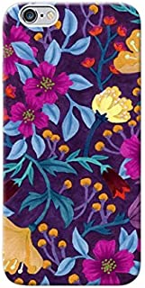 Floral Multi Color Cover For I Phone 7