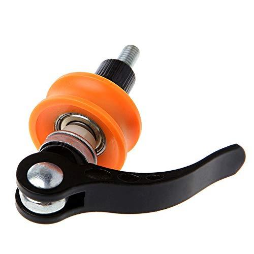 Nobrand - Soporte para cadena de bicicleta de montaña, arandela, soporte de cadena, herramienta para arandela de cadena