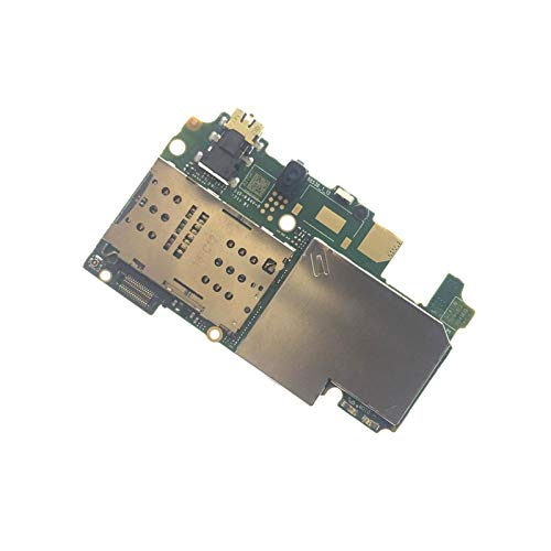 Tablero de reemplazo de computadora Celular Teléfono Placa Placa Base Desbloqueada Fit For Xiaomi Redmi 4x Placa Base 16GB ROM Global Frimware Soporte Multi-idioma Circuitos De Chips Placa base de com