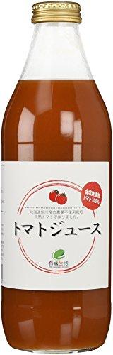 北海道産 農薬不使用栽培トマト100% トマトジュース 950ml