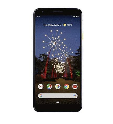 Google Pixel 3a Just Black 64GB for Verizon