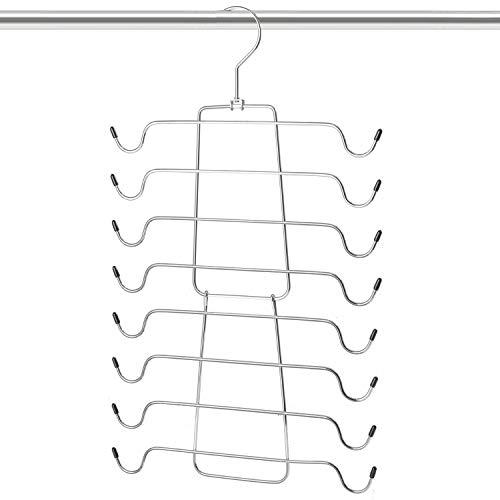 Magicool Cami Hanger Space Saving Hangers Closet Organizer for Tank Top Cami Bra Pajamas Strappy DressBathing Suit