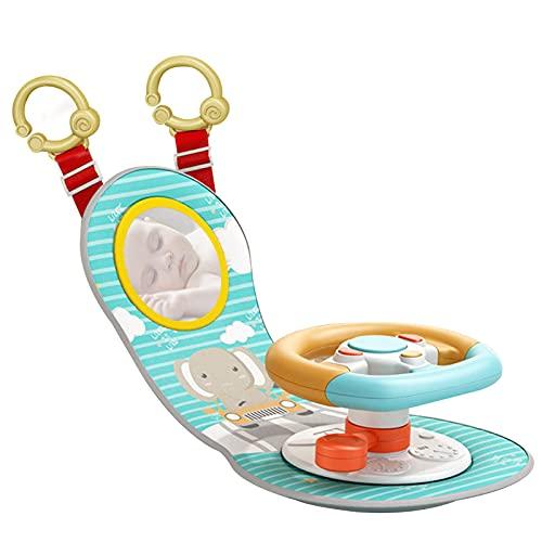 SWNY Volante De Coche para Bebé Juguete del Volante del Coche De...