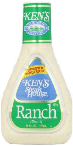 Ken'S Salsa Ranchera Pet 454 Grs.