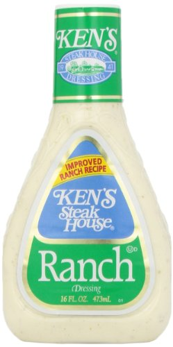 KenS Salsa Ranchera Pet 454 Grs.