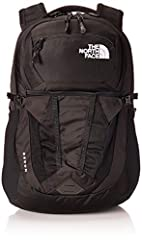 """The Recon by The North Face® has the durability and space for all of your utilities and gear. Women-specific fit. Large main compartment with padded laptop sleeve and hydration clip/port-fits most 15"""" laptops. FlexVent™ injection-molded shoulder stra..."""